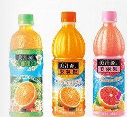 可口可乐承认旗下果粒橙含禁用农药